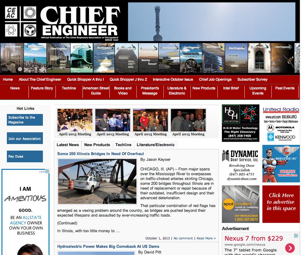 CEAC – Website