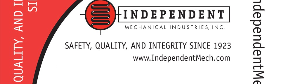 Independent Mechanical, Inc. – Trade Show Graphic